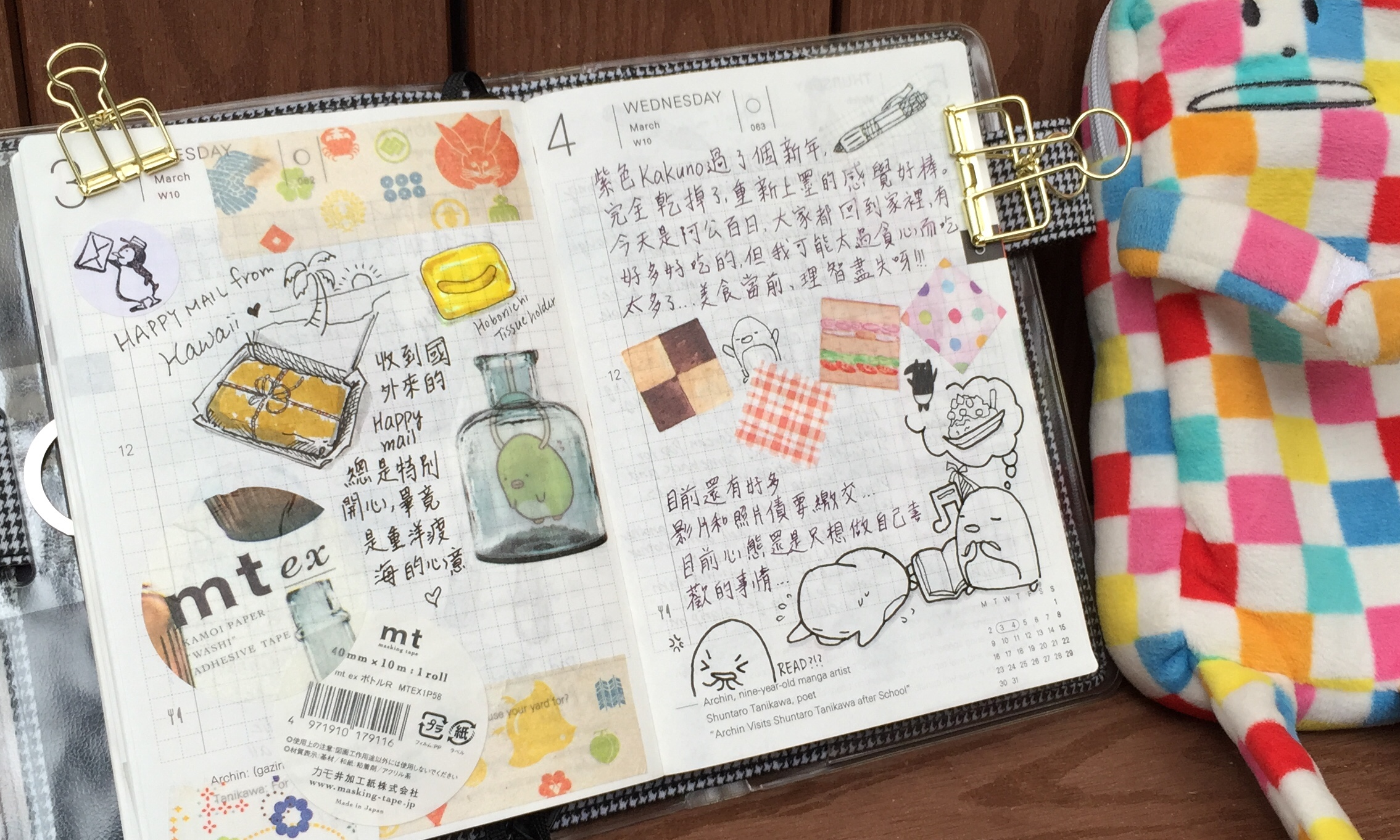 Journals for writing